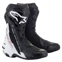 Alpinestars Supertech R V2 noir-blanc 44