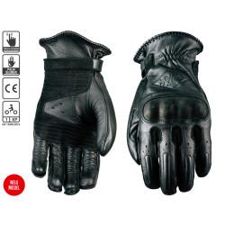 Five gants Oklahoma noir S/09