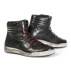 Baskets Stylmartin Iron noir-rouge 45