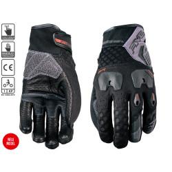 Five gants TFX3 airflow noir-gris 09/M