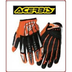 Acerbis gants Impact orange S