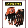 Gants Impact orange S