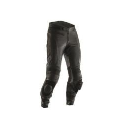 RSTpantalon cuir Sabre noir S