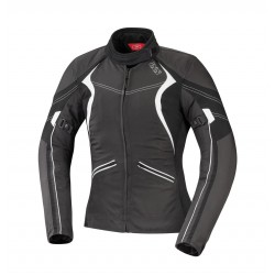 IXS veste dame Eileen argent-noir-blanche S