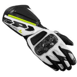 Gants Spidi STR-4 noir-blanc-vert XXXL