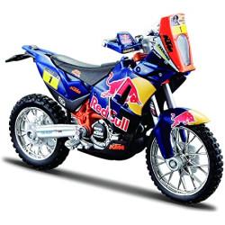 Mini moto KTM 1/18  Red Bull
