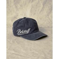 Belstaff Script Logo cap navy