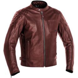 Richa veste cuir Yorktown brun 58