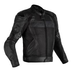 RST Tractech Evo 4 mesh cuir noir L