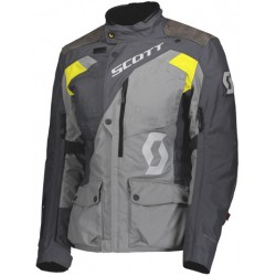 Scott veste dame Dualraid Dryo gris/jaune 38