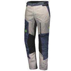 Scott pantalon Voyager Dryo grey/night blue M