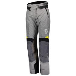 Scott pantalon dame Dualraid Dryo gris/jaune 38