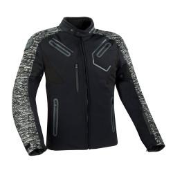 Bering veste Voltor noir gris L