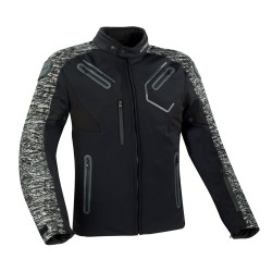 Bering veste Voltor noir gris M