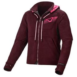 Macna jacket District Lady Dark Red XS