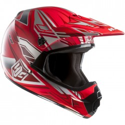 HJC CL-XY cross enfant Fulcrum rouge M