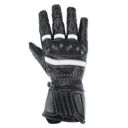 Büse gants Pit lane Pro dame noir/blanc 05