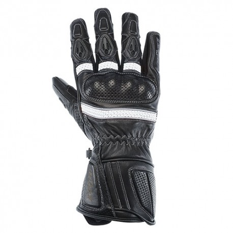 Büse gants Pit lane Pro dame noir/blanc 08