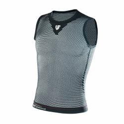 Under Shield maillot sans manche noir S/M