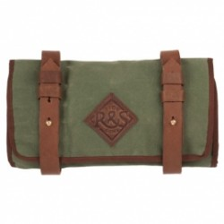 R&S sac à outils à rouler olive/brun