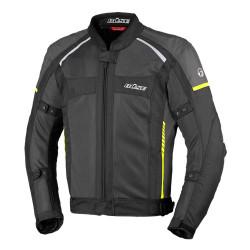Büse veste d\'été Santerno noir XL
