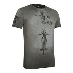 ACERBIS T-Shirt Acrobat SP club graphite L