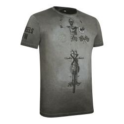 ACERBIS T-Shirt Acrobat SP club graphite 2XL