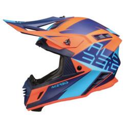 X-Track VTR bleu/orange mat XL