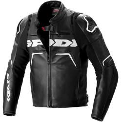 Spidi Track Jacket  Evorider noir-blanc 56