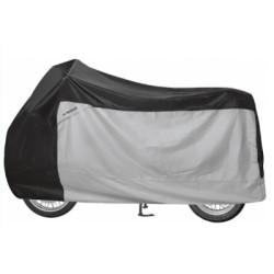 Bâche moto Held S gris-noir