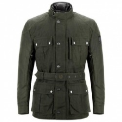 Belstaff veste Snaefell Waxed Cordura Military 2XL