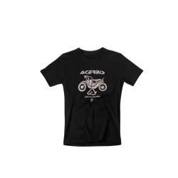 Acerbis T-shirt Bike noir M