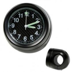 Montre analogique pour guidon 22-25.4mm noir