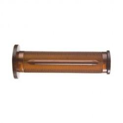 Ariete poignées road brun 22 mm