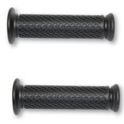 Poignées embouts fermés/120mm/ pour guidon 22mm
