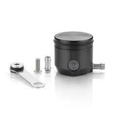Rizoma réservoir liquide de frein alu noir 25cm3