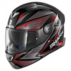 Shark SKWAL 2 DRAGHAL noir-rouge XS