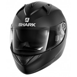 Shark RIDILL BLANK MAT noir XL