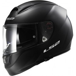 LS2 FF397 Vector Solid noir mat XL