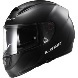 LS2 FF397 Vector Solid noir mat 3XL