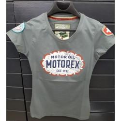 Motorex T-shirt dame Heritage S