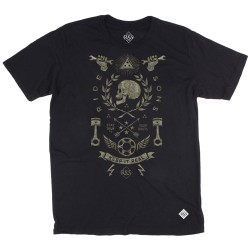 R&S T-Shirt Historia noir XL