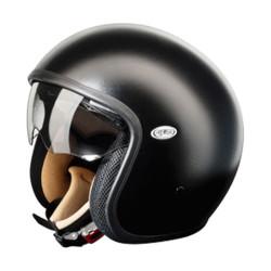 PREMIER Jet Vintage noir mat M