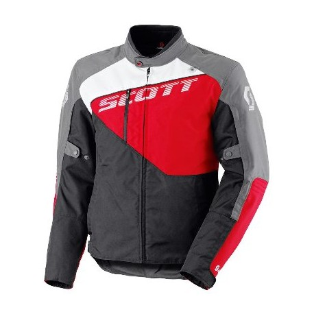 Blouson Scott Sport DP black/red  XXL
