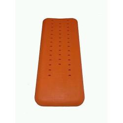 Protection dos D3O orange (1 pièce)