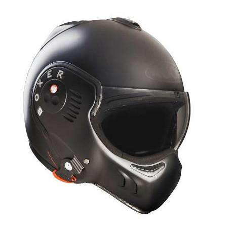 Roof Boxer V8 Full Black noir mat 61