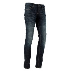 Jeans dame Richa Skinny navy bleu 34