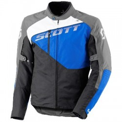 Blouson Scott Sport DP black/blue L