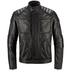 Belstaff veste cuir Raleigh noir M