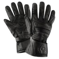 Belstaff gants cuir Corgi man noir 2XL